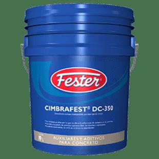 Desmoldante cimbrafest dc-350 base agua, ecológico y biodegradable para todo tipo de cimbras.