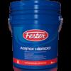 Impermeabilizante fester híbrido elastomérico de un solo componente con la mejor resistencia, flexibilidad y duración de acrílico y poliuretano.
