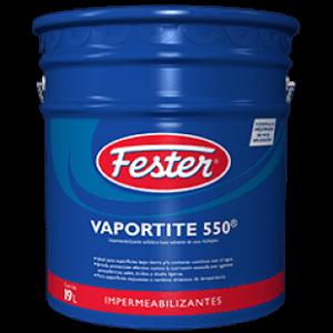 Impermeabilizante vaportite 550 base solvente de usos múltiples.