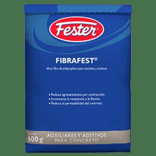 Microfibra fibrafest polipropileno para concretos y morteros.