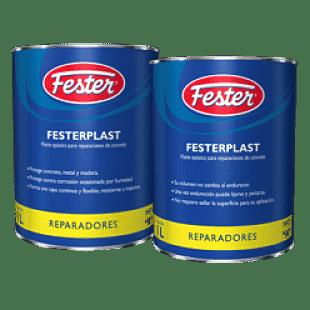 Pasta festerplast es plaste epóxico para reparaciones de concr