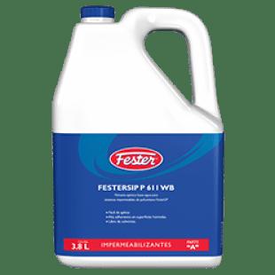 Primario sip p 611 wb epóxico base agua para sistemas impermeables de poliuretano Fester SIP