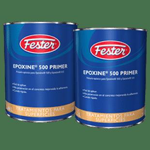 Primario epoxine 500 para superficies húmedas.