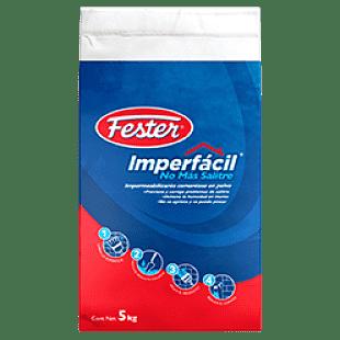 Imperfácil no más salitre es un impermeabilizante cementoso en polvo