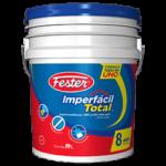 Imperfacíl total es un impermeabilizante 100% acrílico base agua